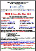 FREE Bridge-the-Gap CLE