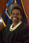 Judge Edwina G. Mendelson, DCAJ for Justice Initiatives