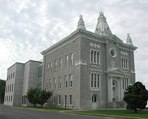 Schoharie Courthouse