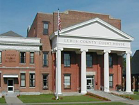 Lewis County Courthouse Photo