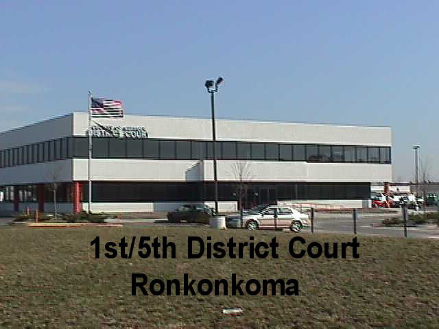 Photo of Ronkonkoma Court House