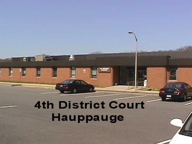Photo of Hauppauge Courthouse