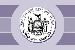 Suffolk County District Court Home Page | NYCOURTS GOV