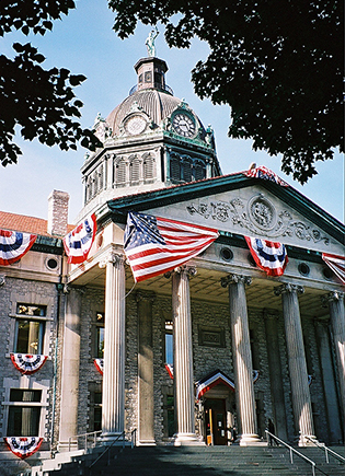 Photo of Binghamton County Courthouse