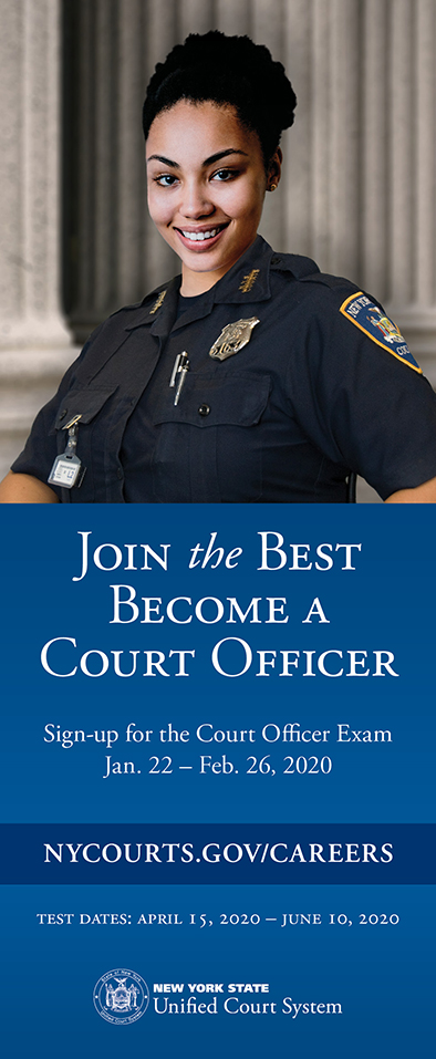Court Officer Brochure